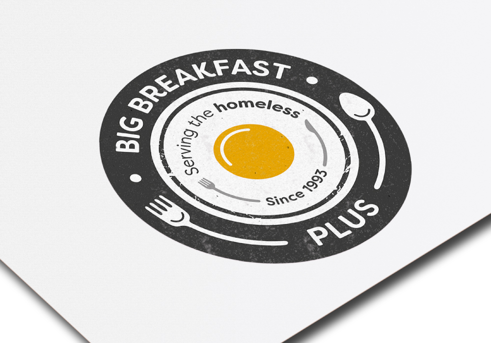 Big Breakfast Plus New Logo Design