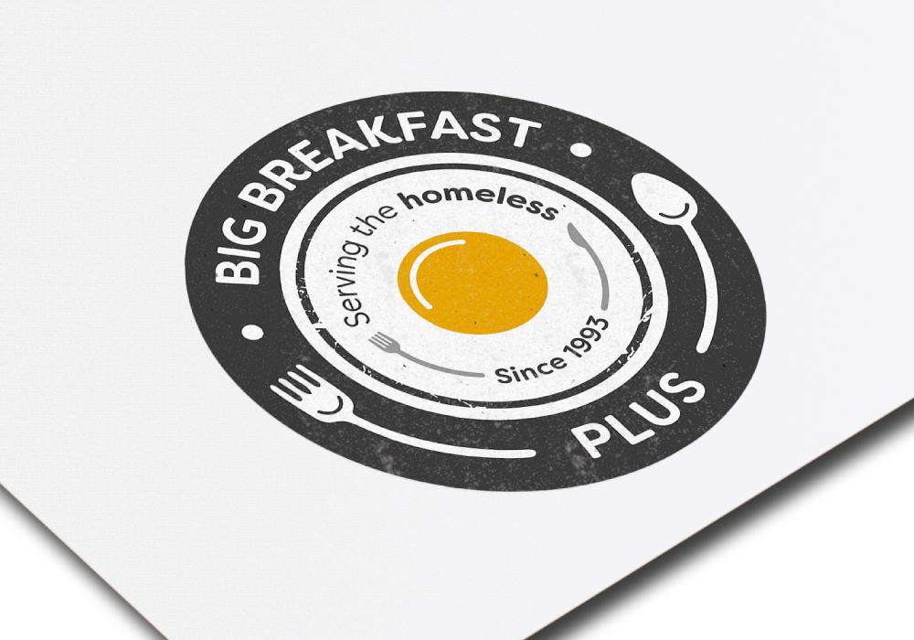 Big Breakfast Plus New Logo Design