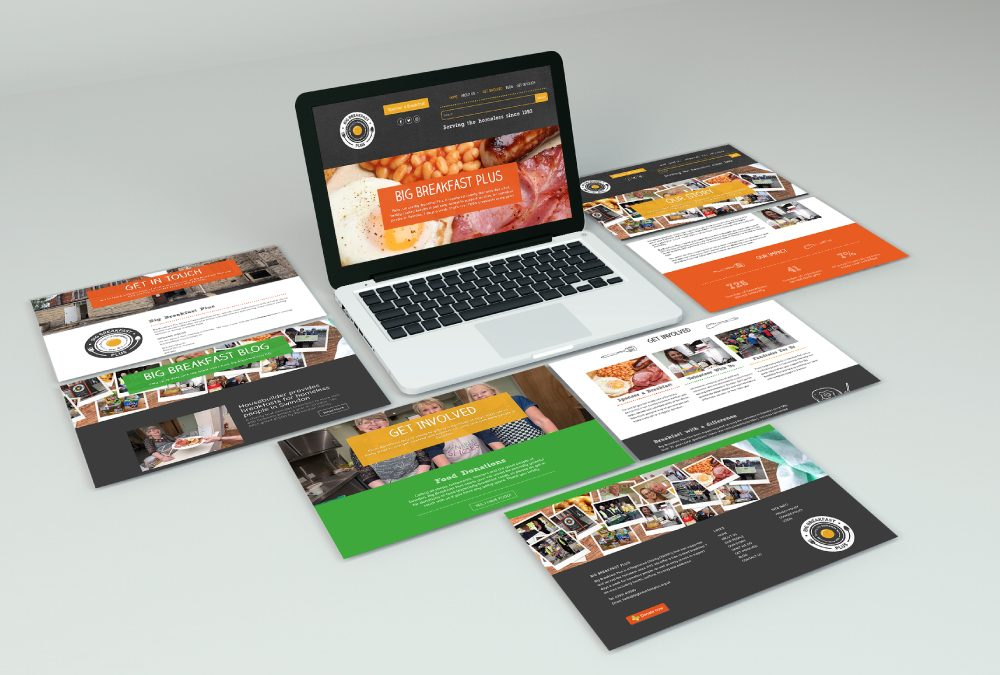 Big Breakfast Plus launches new website and branding