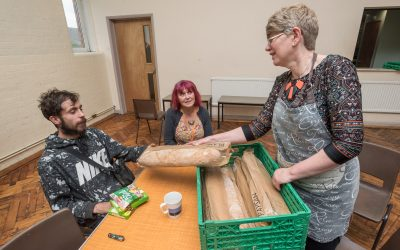 Big Breakfast Plus awarded £3,000 in OPCC grant funding through Wiltshire Community Foundation