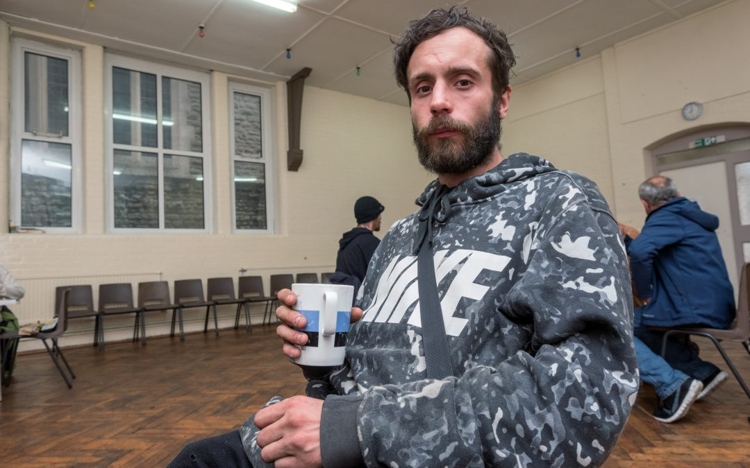 Big Breakfast Plus relocates to The Haven as part of homeless multi-agency hub in Swindon