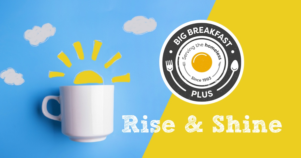 Rise and shine, big breakfast plus is back