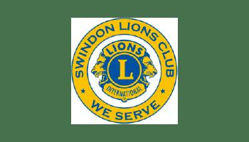 Lions Club Swindon logo